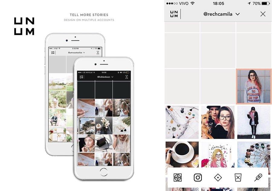 Instagram Feed Planner App