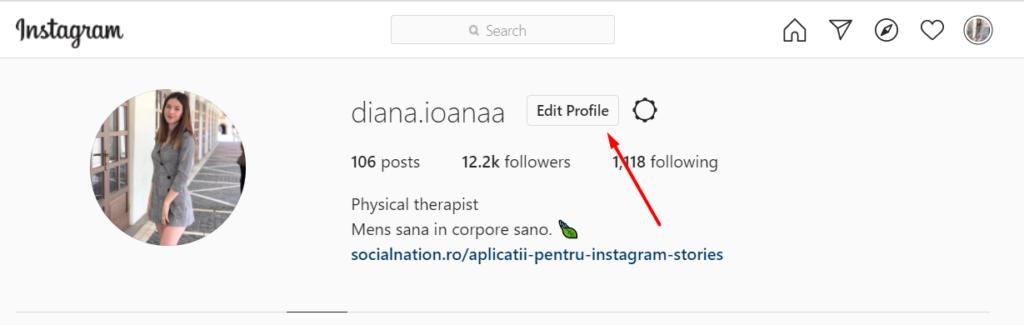 Cum schimbi numele pe Instagram